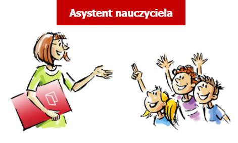 asystent nauczyciela